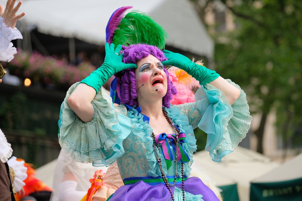 New York City Opera Holds Pride In The Park Event At >> Bryant Park Events